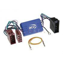 AUDI - SEAT - SKODA - VW active system adapter 10 pólusó ISO 1332-02