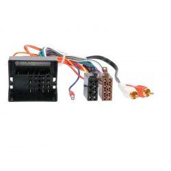 AUDI - SEAT - SKODA - VW fél active system adapter mini-ISO 1338-50