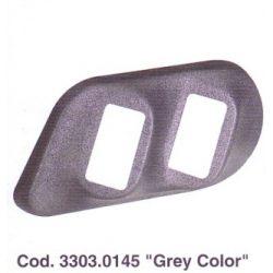 SPAL Univerzális dupla karpit keret (szürke)  Kód: 33030145