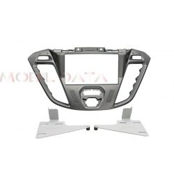 Ford Transit – Tourneo 2012.11-> dupla DIN autórádió keret phönix silber 381114-26-1