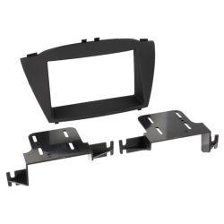 Hyundai iX35 2013-> dupla DIN autórádió beszerelő keret 381143-36