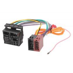 Opel - OEM autórádió ISO csatlakozó kábel 554137