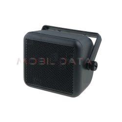 Hangszóródoboz 100 mm-es hangszóróhoz BOX1