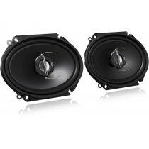 JVC CS-J6820 6x8 coll (15x20cm) 2 utas koaxiális ovál autóhifi hangszóró