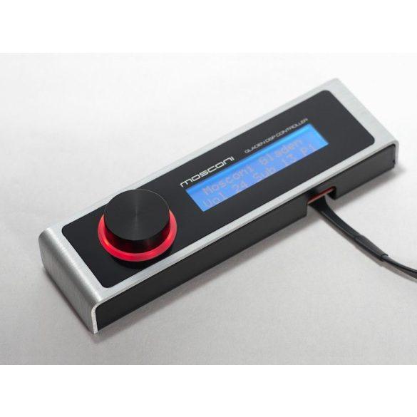 Gladen DSP-RCD távirányító a DSP 6to8 és DSP 4to6 hangprocesszorokhoz