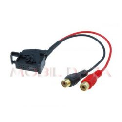 AUX-In adapter kábel Seat, Skoda, VW Navigációhoz