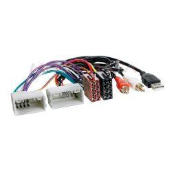 Hyundai iX35 - ISO kábel AUX bemenettel és USB-vel 552173