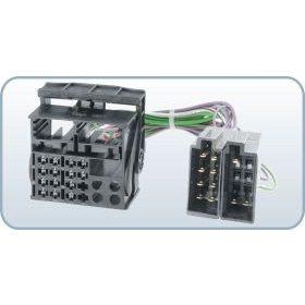 ISO adapterkábelek gyári OEM rádiókhoz