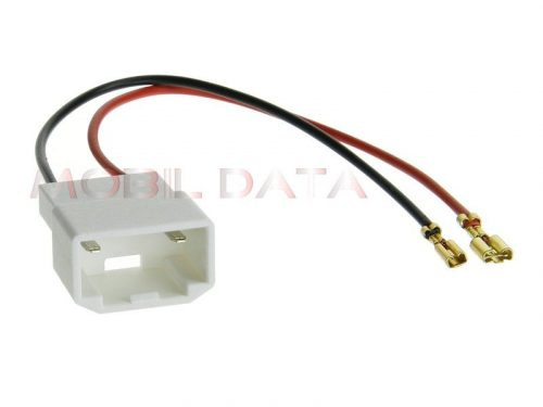 Ford Fiesta - C-Max - S-Max Hangszóró csatlakozó kábel 1319-01