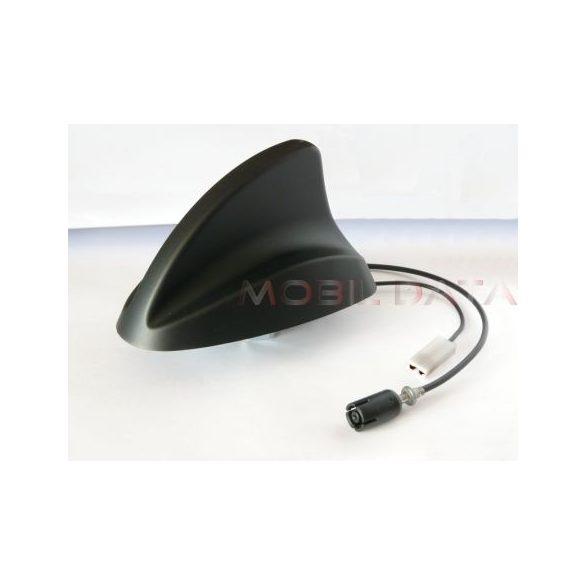 Cápauszony (Shark II) hátsó erősítős tető antenna 15.7727050