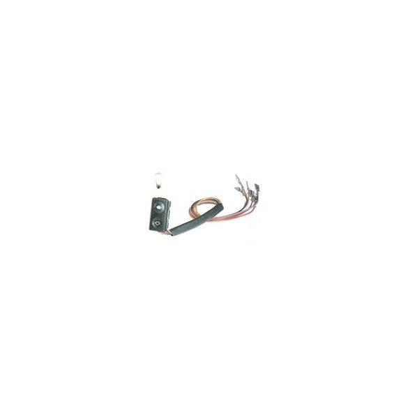 Spal univerzális vezetékes ablakemelő kapcsoló 17400111