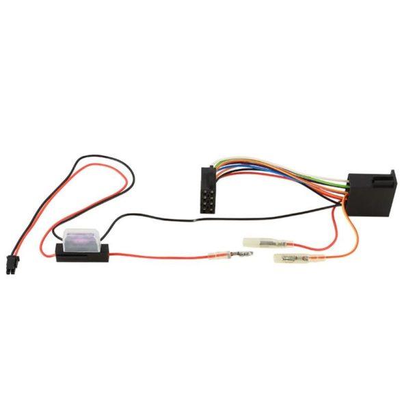 Telefontöltős autórádiókeret fiók Dupla DIN Inbay 241000-04-1