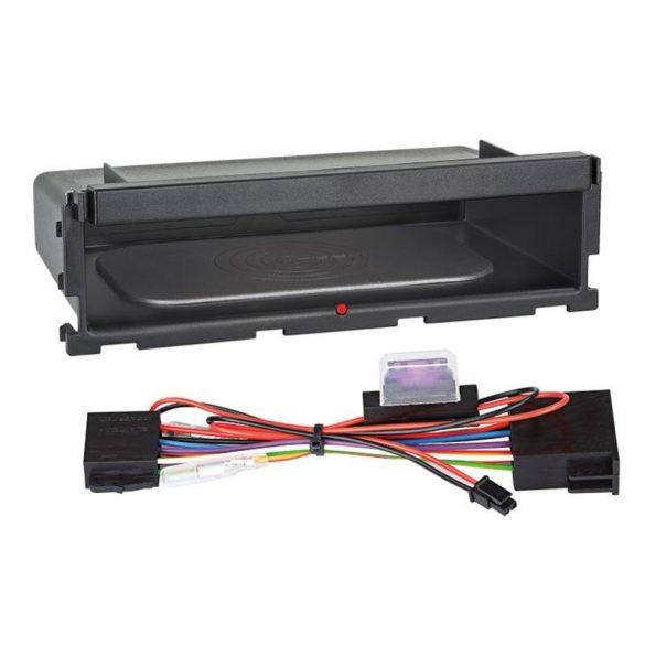 Vezeték nélküli telefontöltős autórádiókeret fiók Dupla DIN inbay241000-06-1