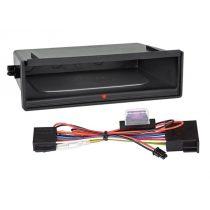 Vezeték nélküli telefontöltős autórádiókeret fiók Dupla DIN inbay241000-07-1