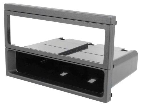 Mazda 323 (2000-2003), 626 (1999-2002), MX-5 (2000-2005) 1 és 2 DIN rádió beépítő keret 281170-01