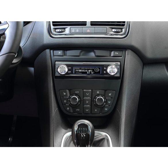 Opel Meriva B (S/D Monocab) autórádió beszerelő keret 1 DIN 281230-30-1