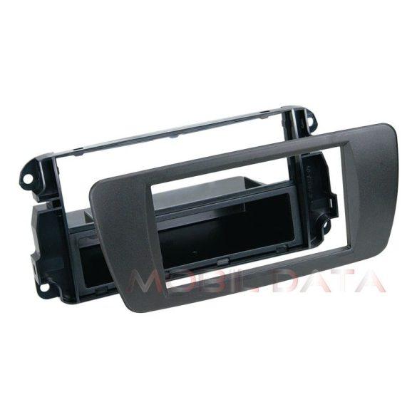 Seat Ibiza autórádió beépítő keret 1 DIN fiókkal 281328-06-2