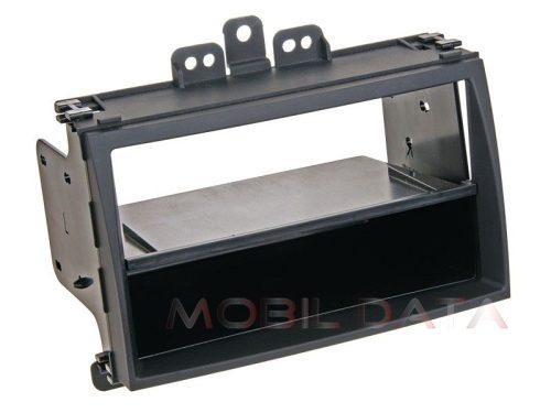 Hyundai i20 (PB) 2009.03-> autórádió beépítő keret 1 DIN fiókkal 291143-20-1