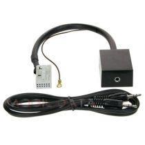 AUX-IN Adapter Audi / Seat / Skoda / VW 12 érintkezős csatlakozóval 311324-02