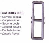 SPAL Univerzális kapcsoló keret DUPLA 33030080