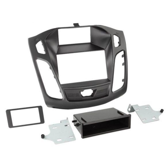 Ford Focus (DYB) 2011.04-2014.11 1 DIN autó rádió beszerelő keret 381114-23-1