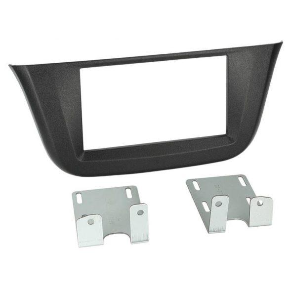 Iveco Daily 2014-től dupla DIN autórádiókeret 381162-02-2