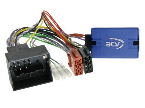 koda (2007->) kormánytávkapcsoló interface 42-SK-x03