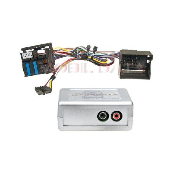AUX-IN Adapter Audi 12 érintkezős (Quadlock) csatlakozóval 44VADX002
