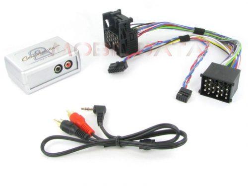 AUX-IN Adapter BMW 17 érintkezős csatlakozóval 44VBMX002