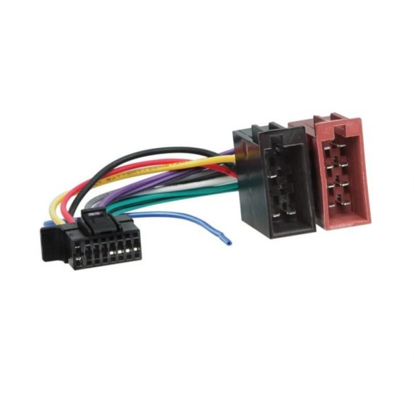 SONY Rádióspecifikus adapter: 16polus/ISO 456008