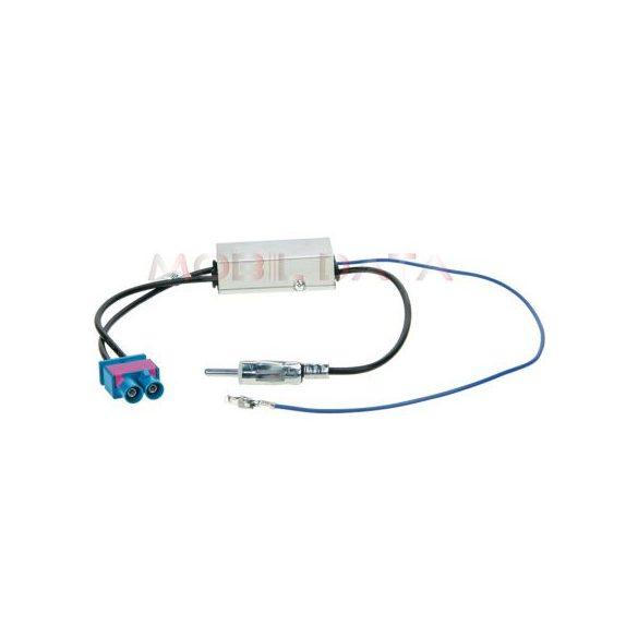 Dupla duo Fakra-DIN antenna adapter 520159-D