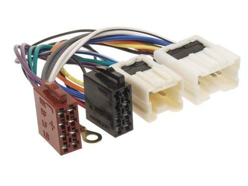 Nissan - ISO rádió csatlakozó kábel 552023