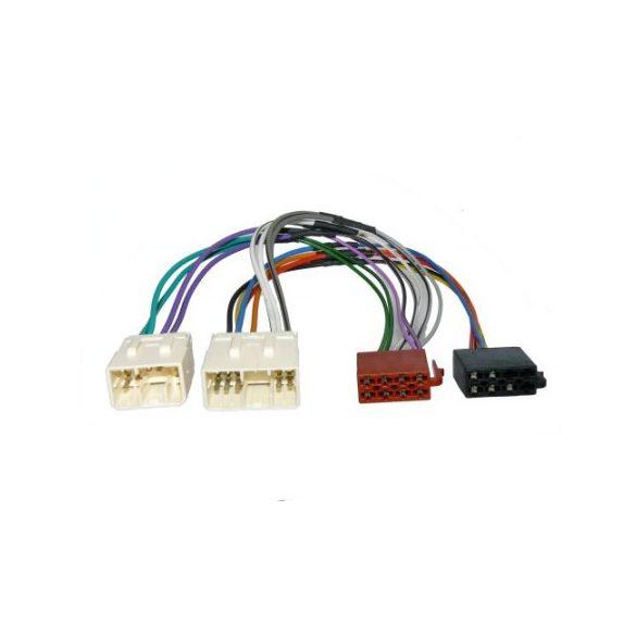 Mazda - ISO autórádió csatlakozó kábel 552042