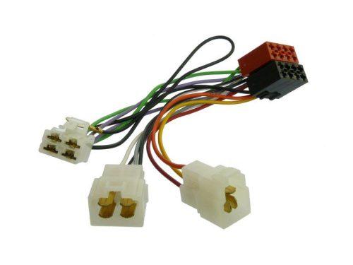 Suzuki Alto / Swift - ISO rádió csatlakozó kábel 552078