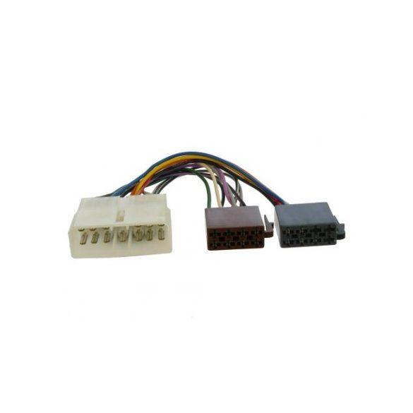 Daewo Espero / Nexia - ISO Rádió csatlakozó kábel 552089
