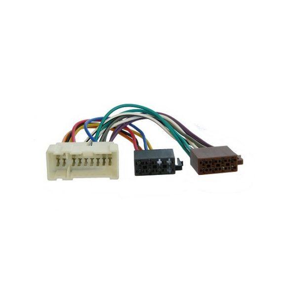 Nissan - ISO rádiócsatlakozó kábel 552125