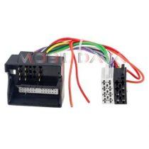 Mercedes - ISO autórádió adapter kábel 552138-A20
