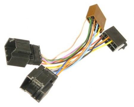 Chevrolet - ISO autórádió csatlakozó kábel 552146