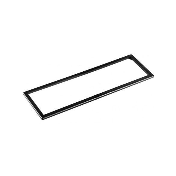 Műanyag takaró keret 3x6 mm 572019-C