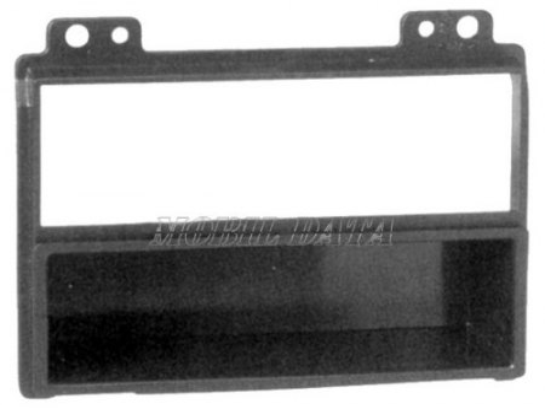 Ford Fiesta - Fusion rádió beépítő keret 572202-C