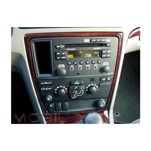 Volvo S60 - V70 dupla DIN rádióbeépítő keret 572269-TT