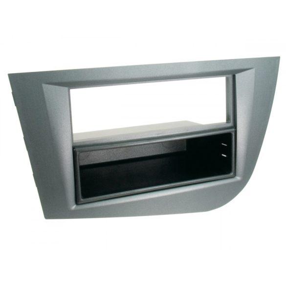 Seat Leon 2005- rádióbeépítő keret Dupla DIN 572290-C
