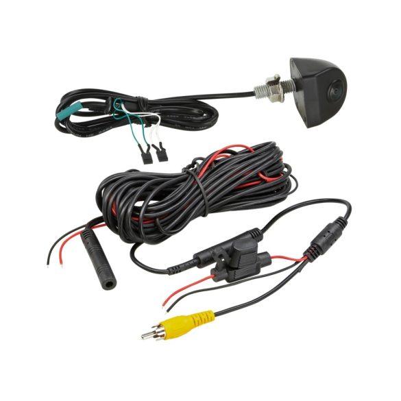 Tolató kamera univerzális négyszögletű alsó szerelésű 771000-6000