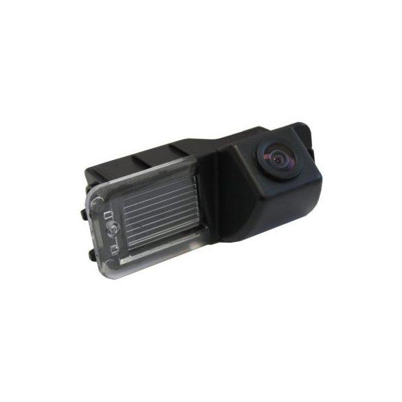 ABM járműspecifikus tolatókamera VW Golf 6 2009-, Scirocco 2008-, Passat CC 2008-