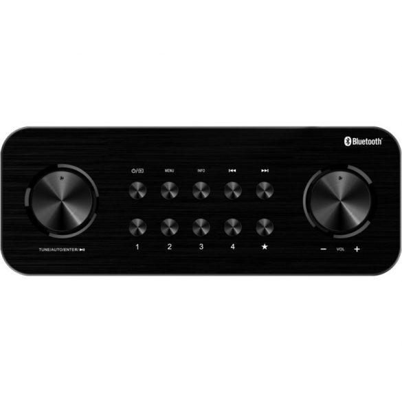 Kenwood CR-ST50DAB-B hordozható Bluetooth lejátszó DAB+ és FM rádió tunerrel