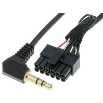 Kormánytávkapcsoló interface kábel PIONEER AV rádiókhoz