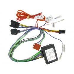 Saab 9.3 – 9.5 active system adapter CT53-SA01 autóhifi rádió cseréhez, autóhifi beépítéshez