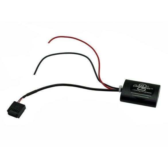 Ford Bluetooth A2DP adapter OEM rádiókhoz CTAFD1A2DP
