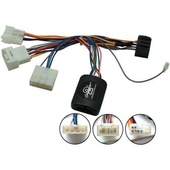 Kormánytávkapcsoló interface Toyota 2001-2011 28 tűs csatlakozóval JBL rendszerhez CTSTY004.2