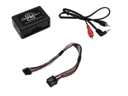 AUX-IN Adapter Ford 1995-2008 CTVFOX001